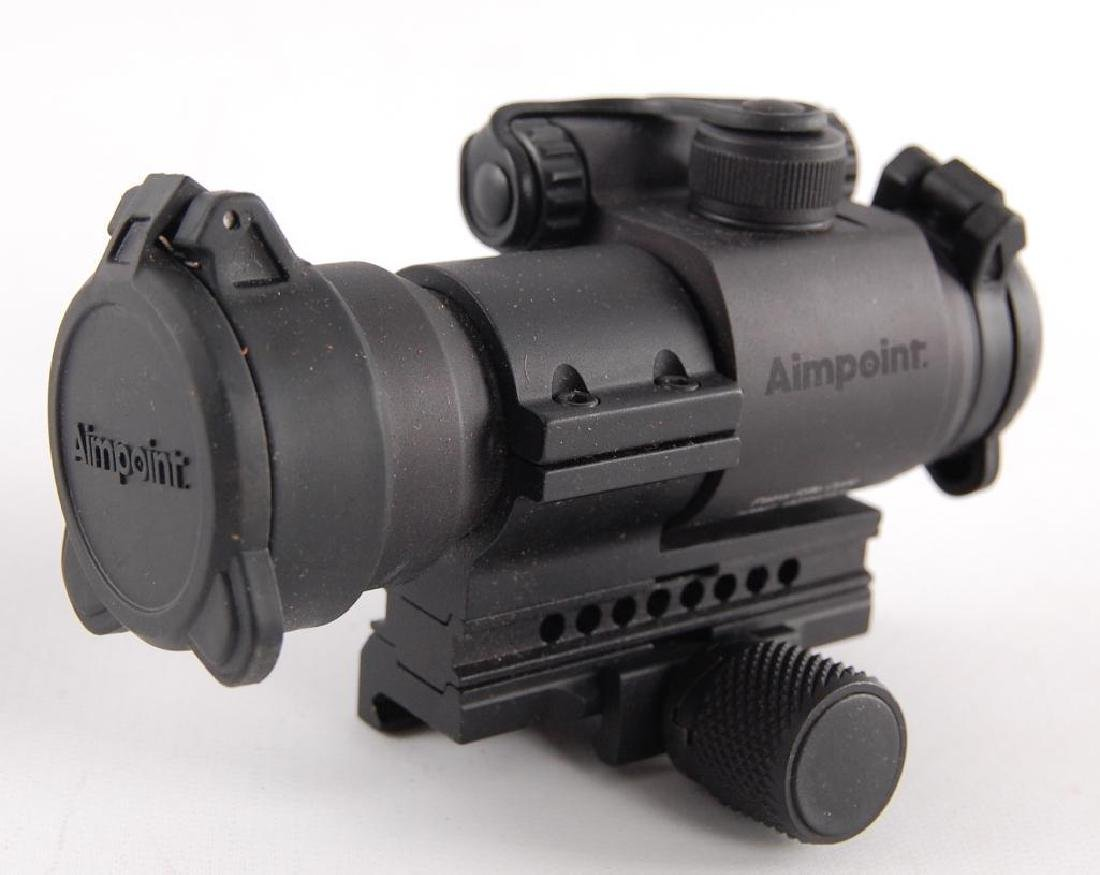 Aimpoint Patrol Rifle Optical Scope
