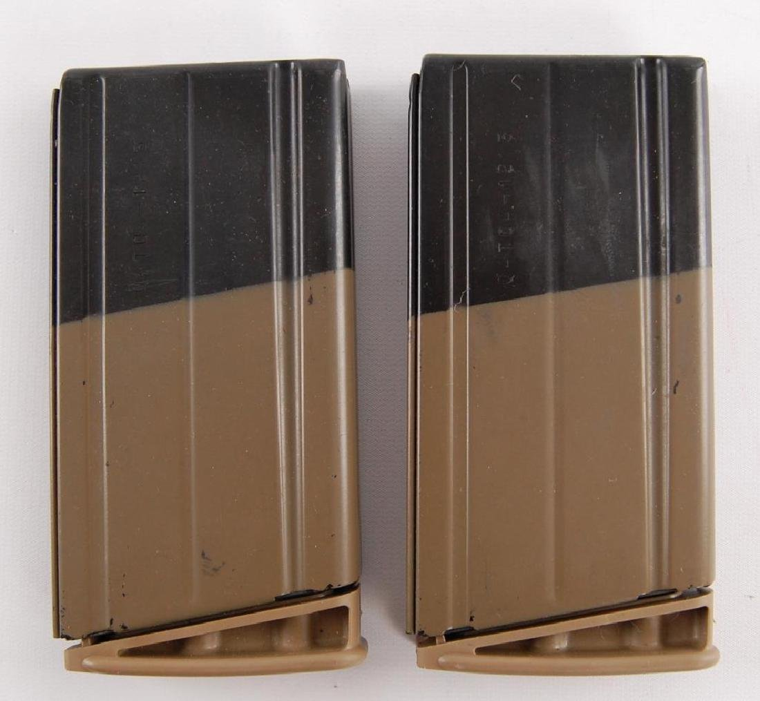 Group of 2 7.62x51mm Magazines