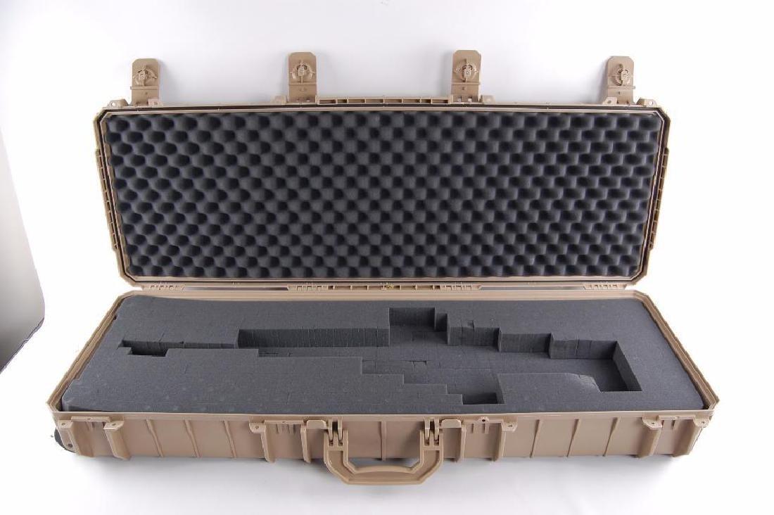 Tan Seahorse Gun Case - 2