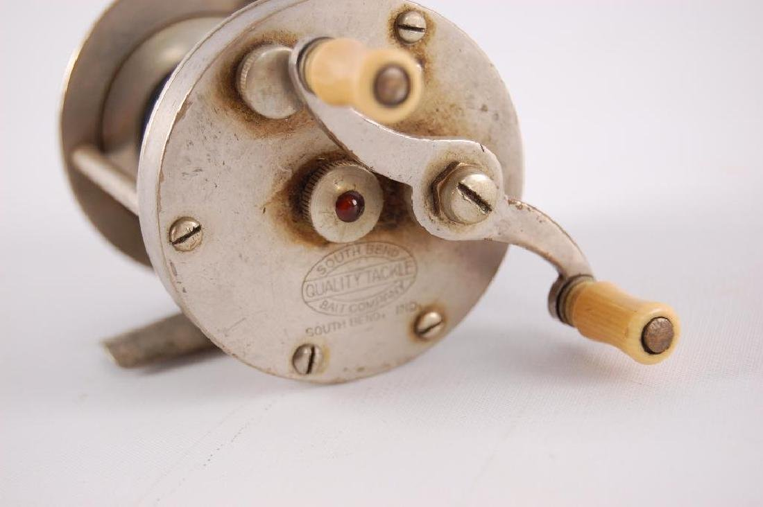 Vintage Southbend Style No. 1200 Fishing Reel - 2