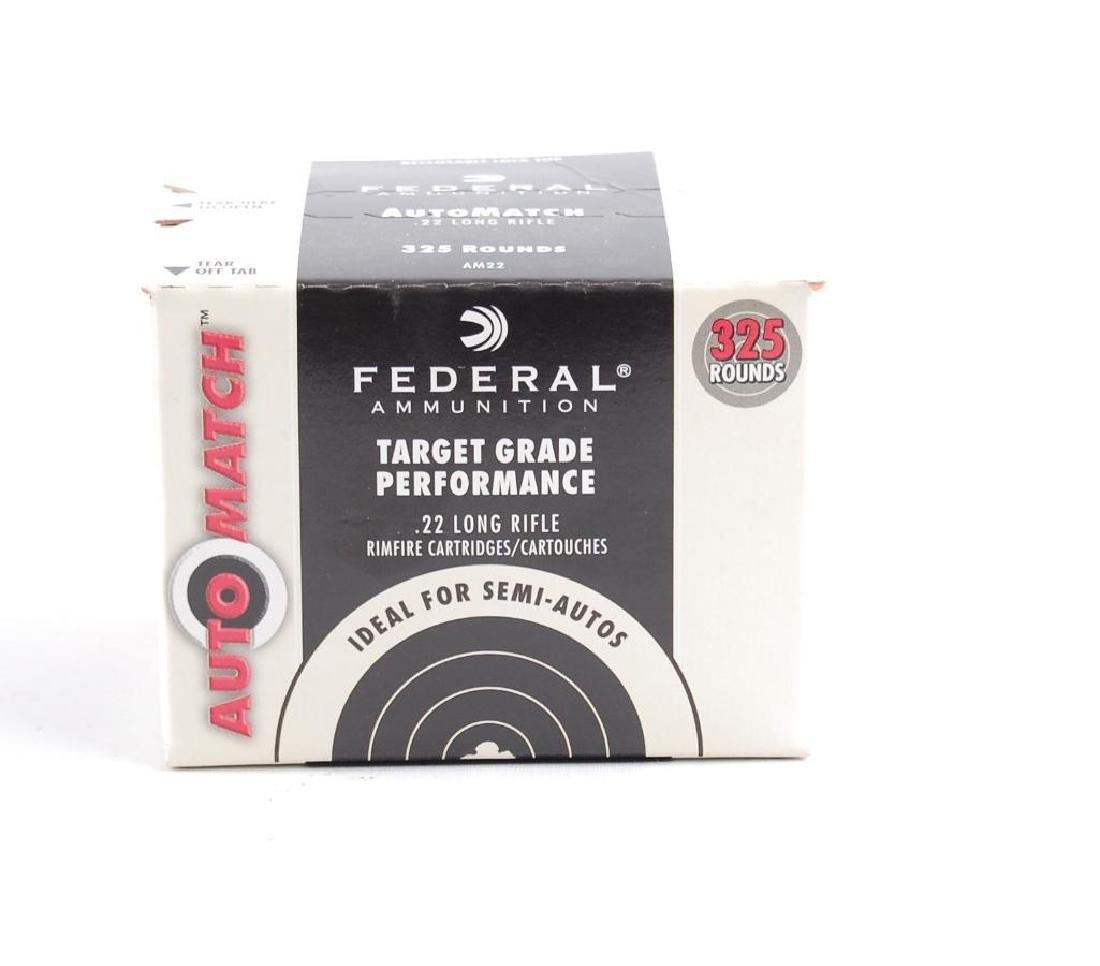 Full Box of Federal .22 LR Ammunition