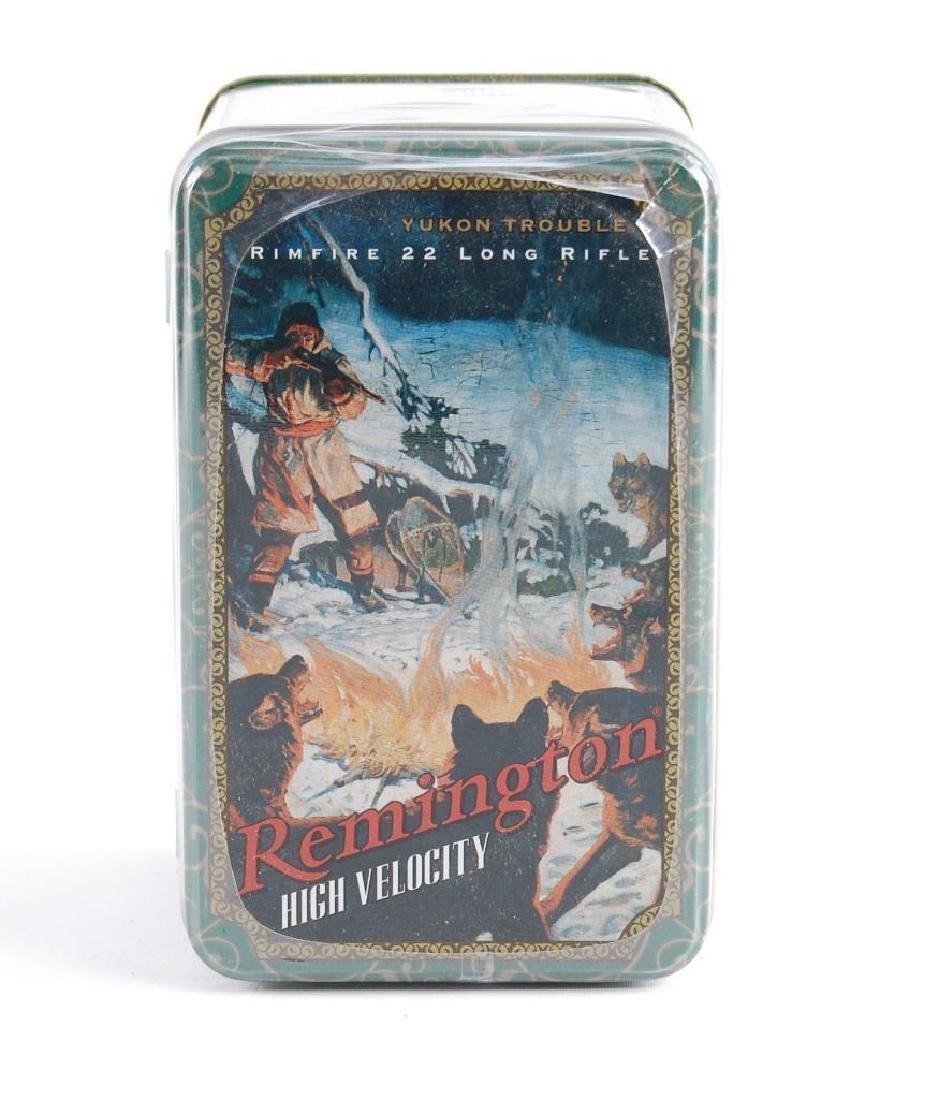 Full Box of Remington .22 LR Ammunition in Collectors