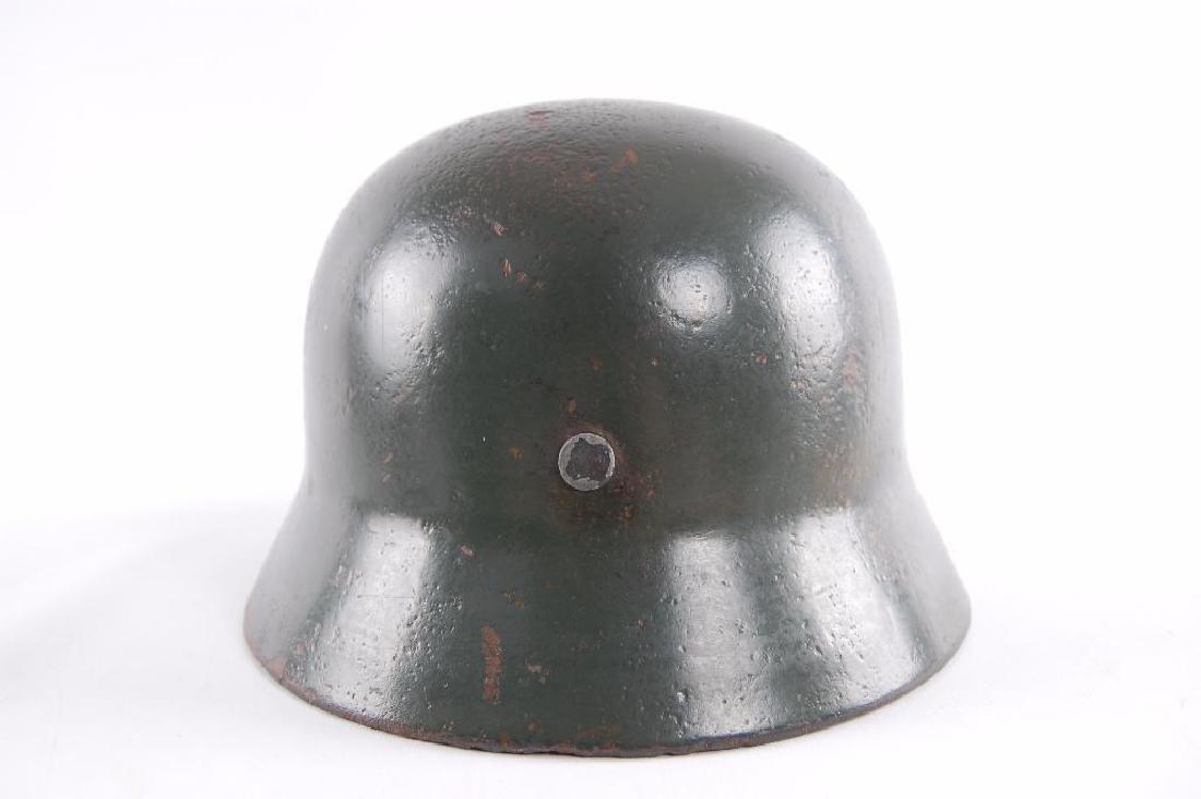 WW2 German Double Decal SS Helmet - 3