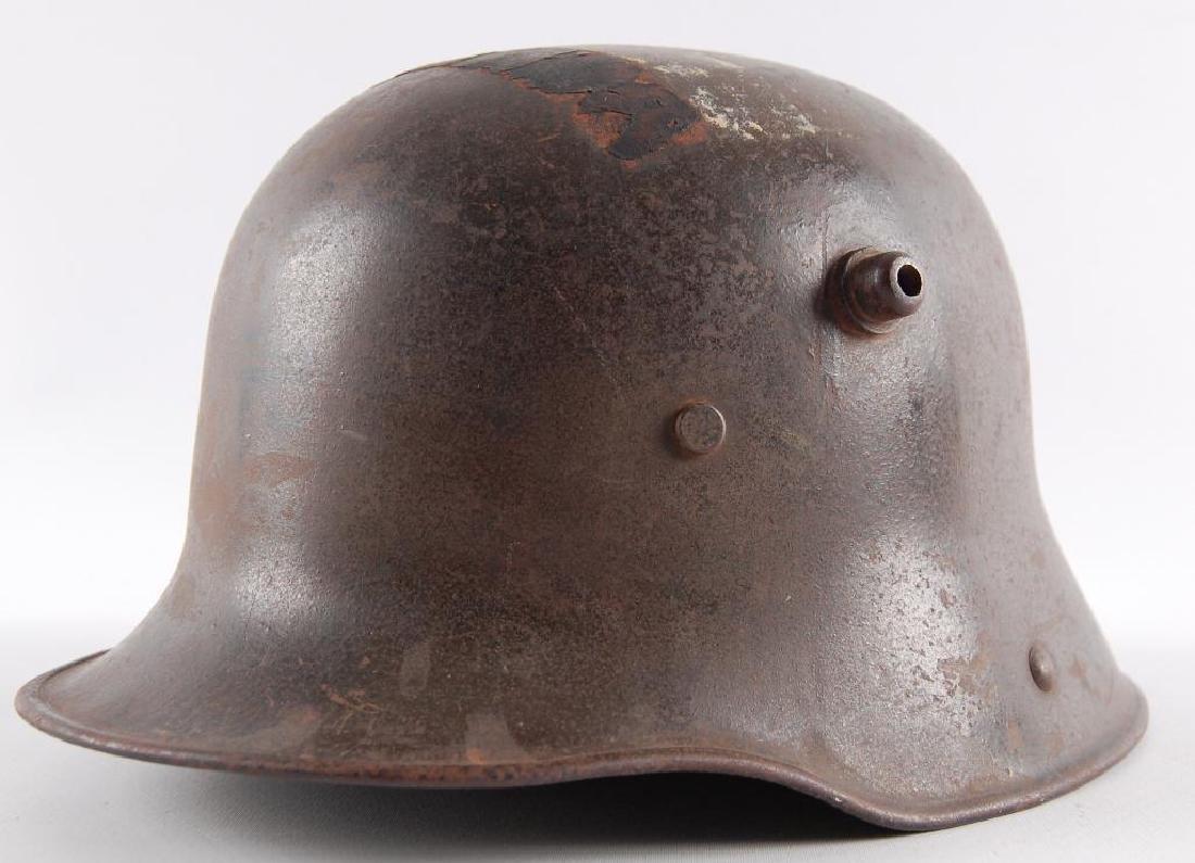 WW1 German Army Helmet