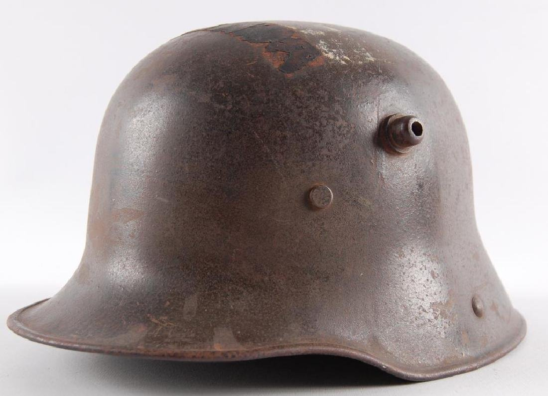 WW1 German Army Helmet