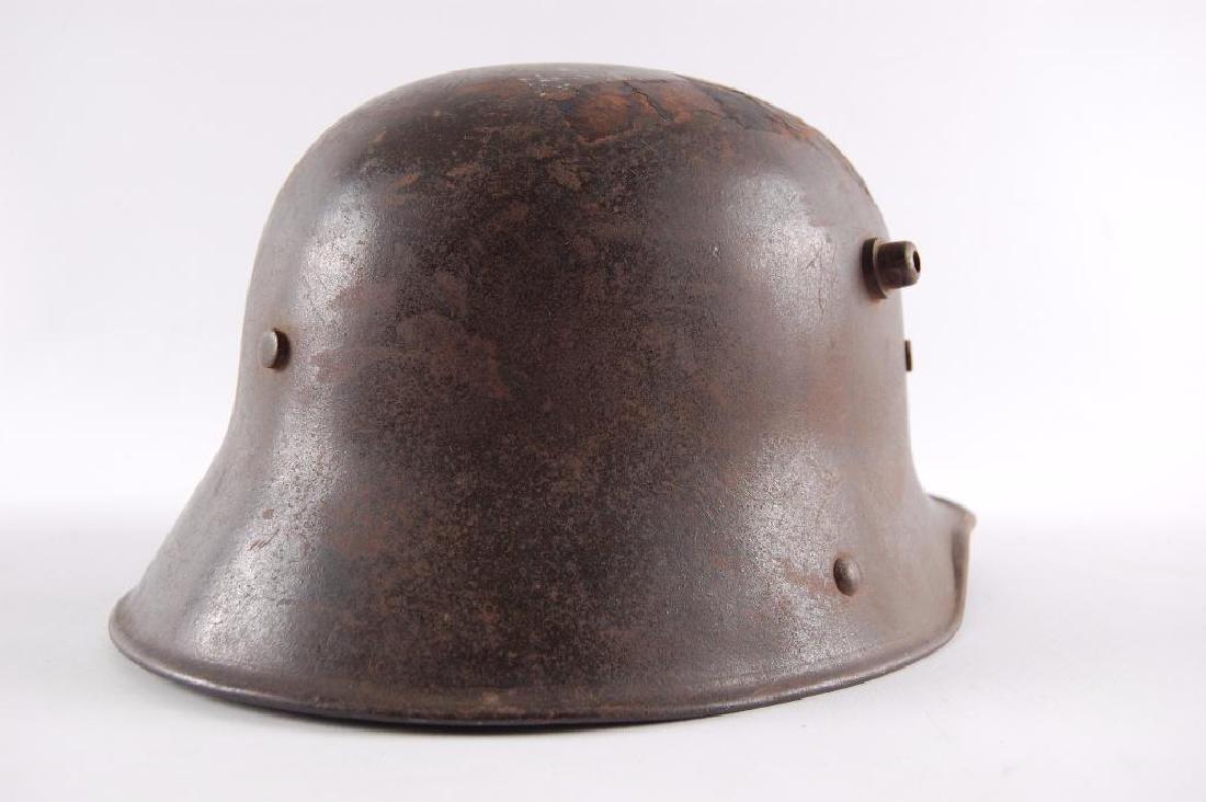 WW1 German Army Helmet - 4