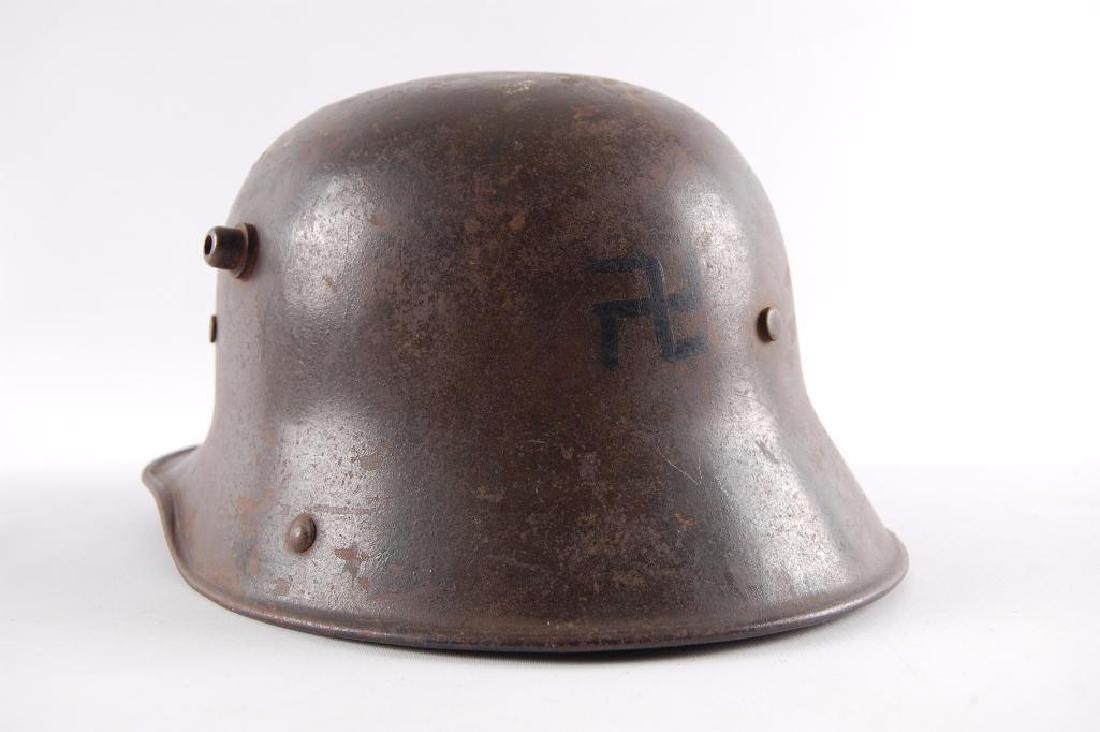 WW1 German Army Helmet - 5