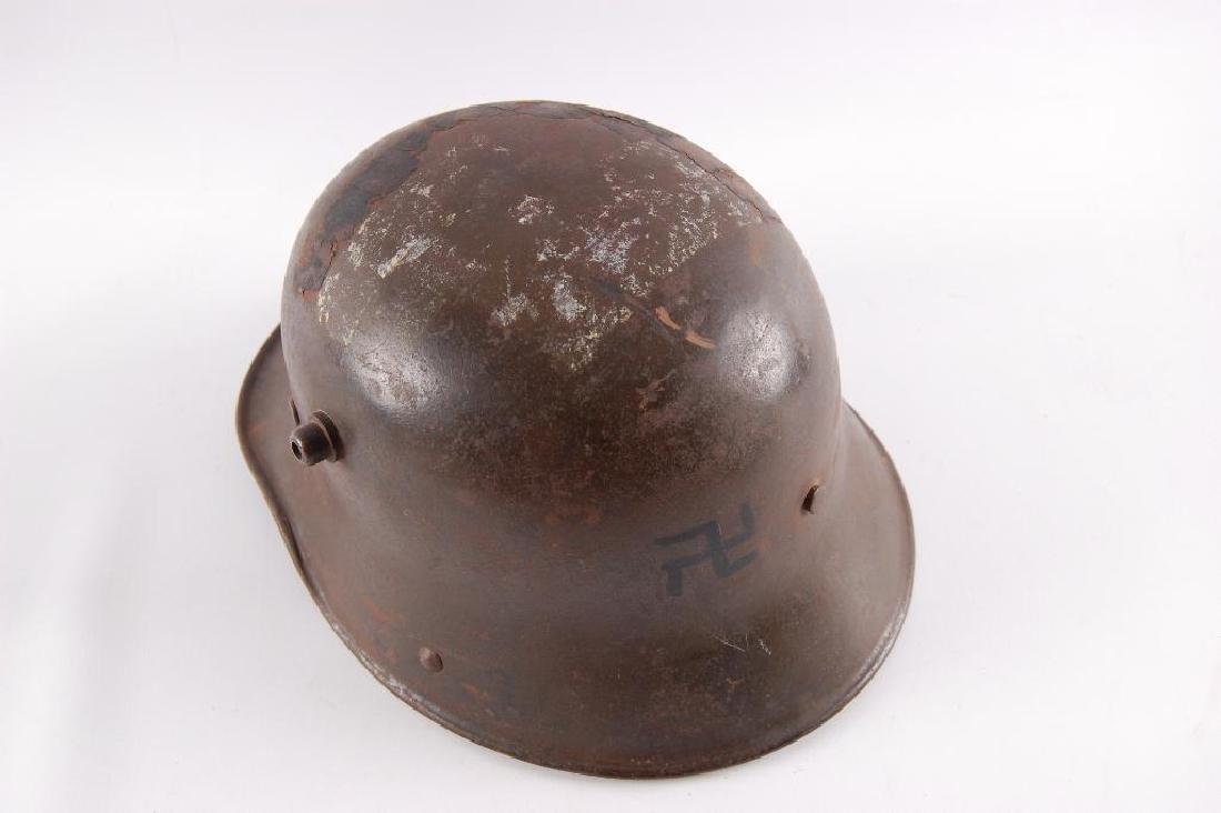 WW1 German Army Helmet - 6