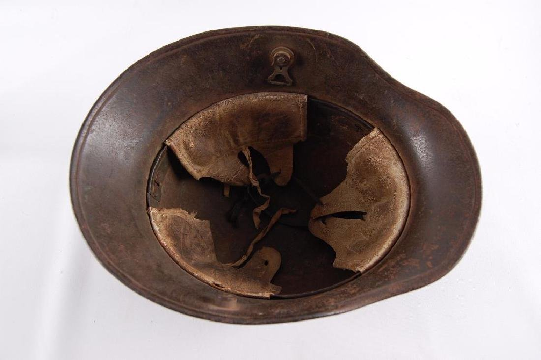 WW1 German Army Helmet - 7