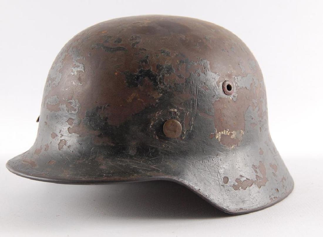 WW2 German Army Helmet