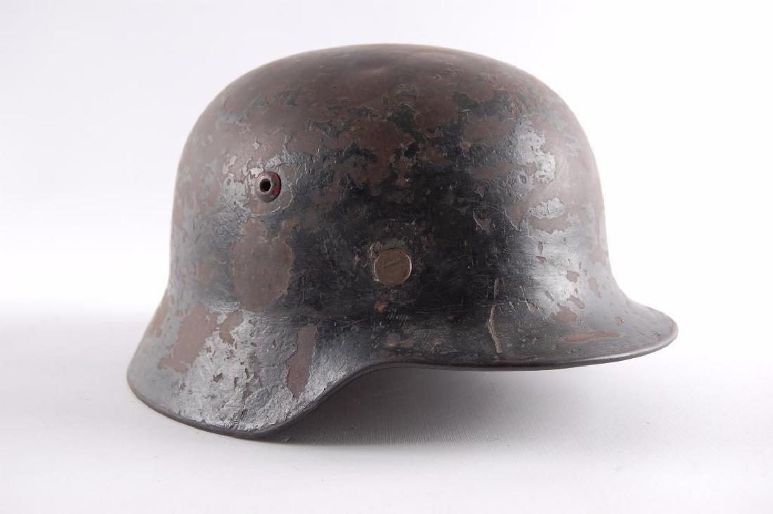 WW2 German Army Helmet - 2