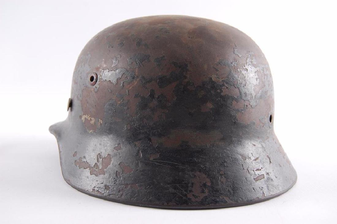 WW2 German Army Helmet - 3