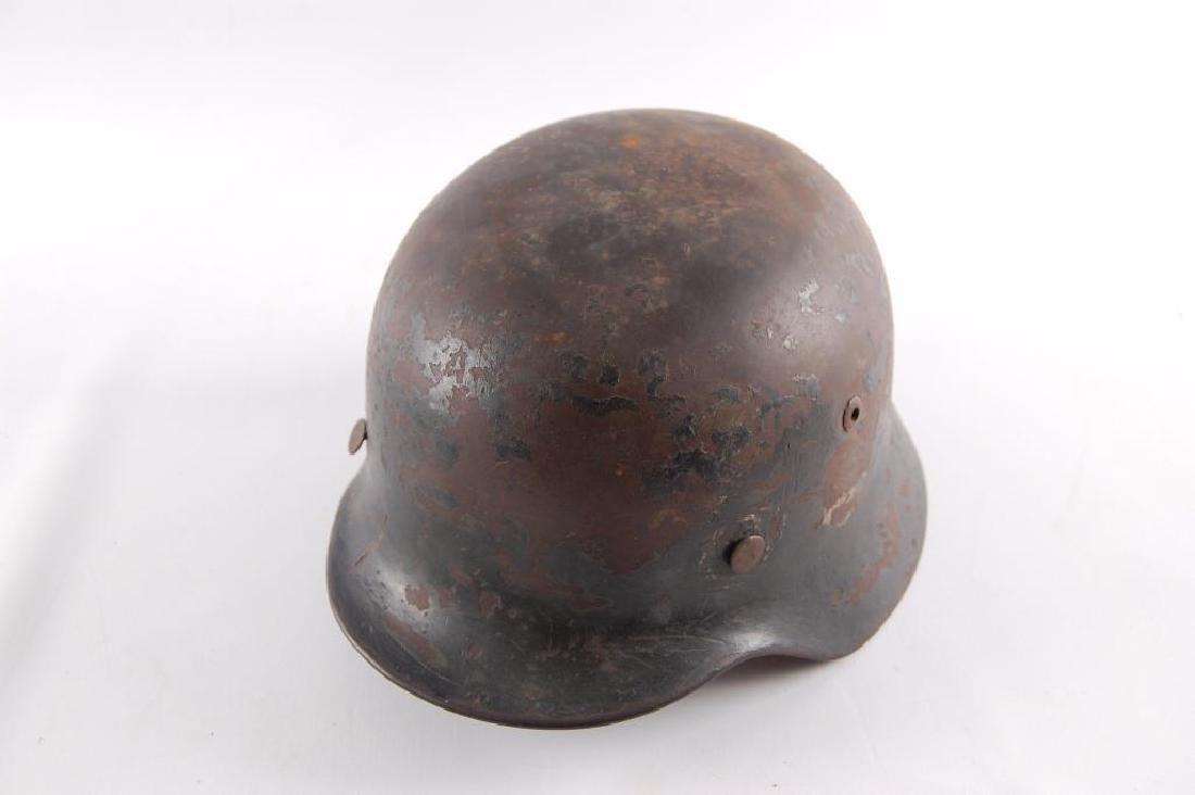 WW2 German Army Helmet - 5