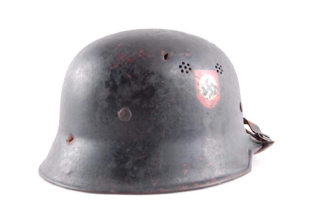 WW2 German Police Parade Helmet - 3