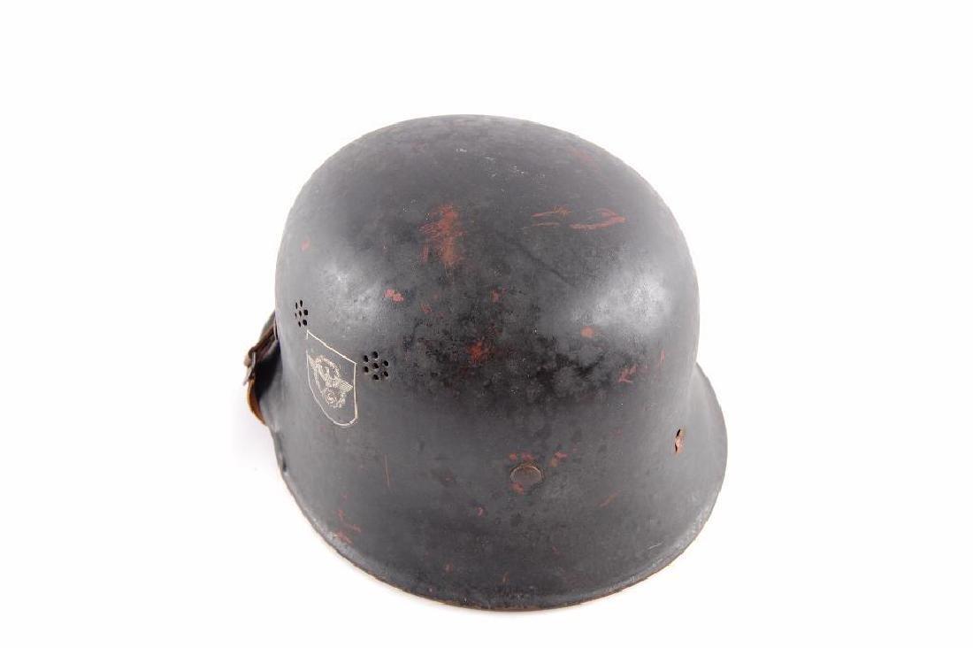 WW2 German Police Parade Helmet - 5