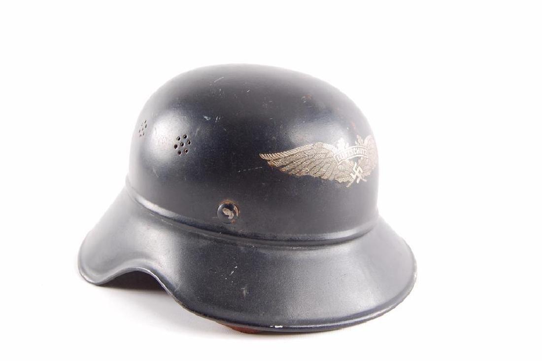 WW2 German Luftschutz Helmet - 6
