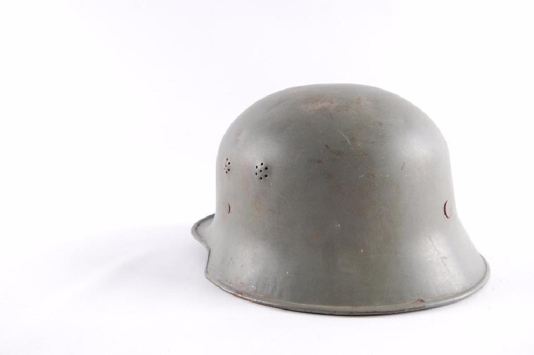 WW2 German RLB (Reichsluftschutzbund) Parade Helmet - 4