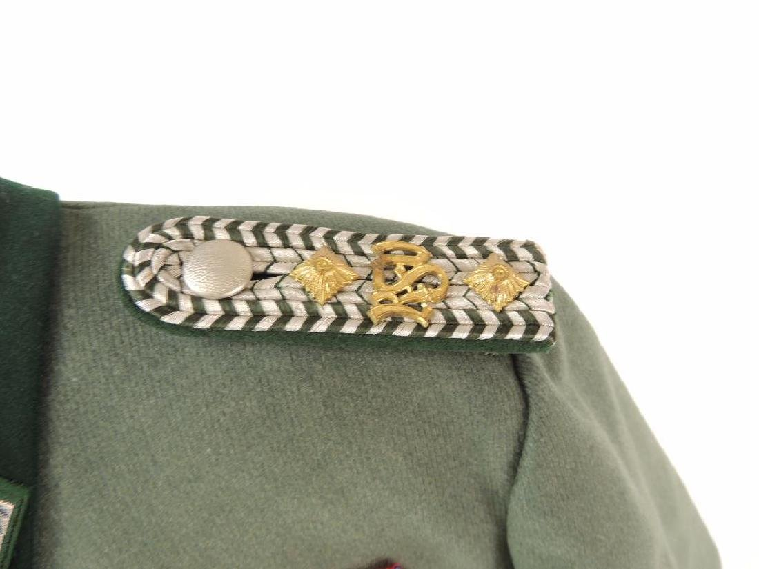 WW2 German Customs Officer Tunic with Ribbon Bar and - 5