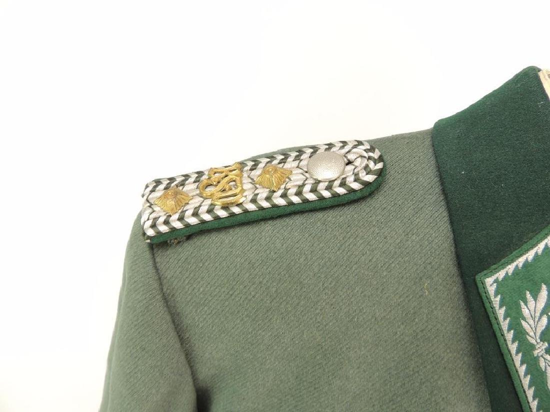 WW2 German Customs Officer Tunic with Ribbon Bar and - 6