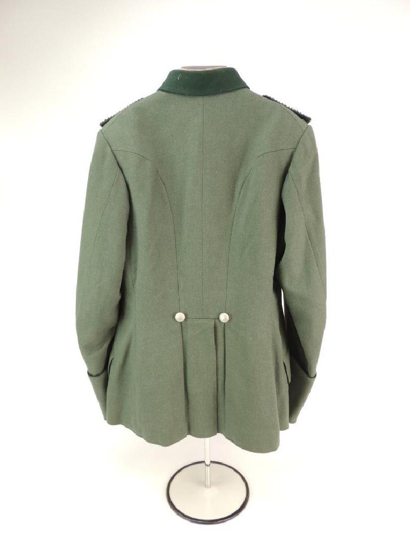 WW2 German Customs Officer Tunic with Ribbon Bar and - 8