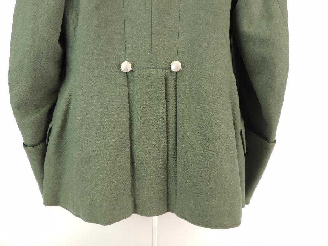 WW2 German Customs Officer Tunic with Ribbon Bar and - 9