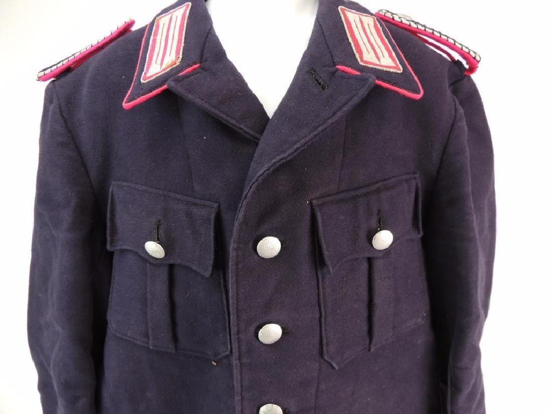 WW2 German 3rd Reich Fire Service Tunic - 4