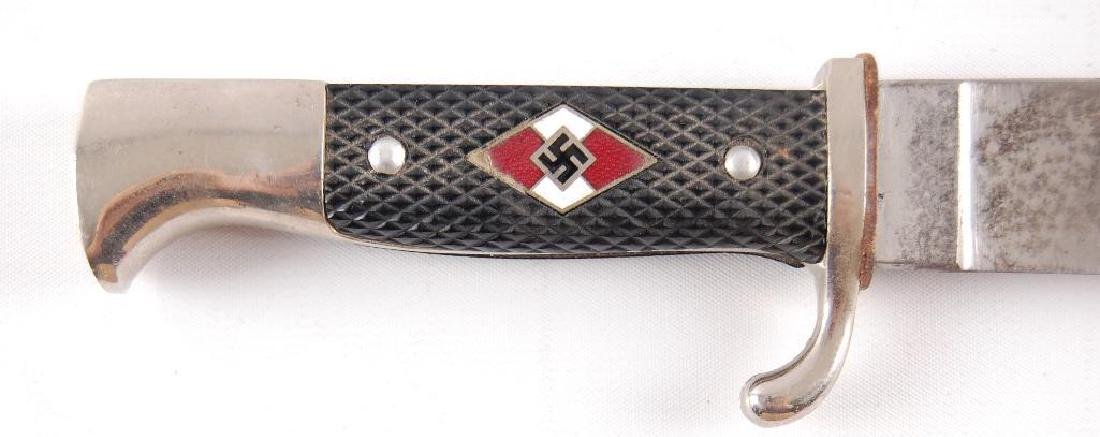 WW2 German Hilter Youth Knife - 3