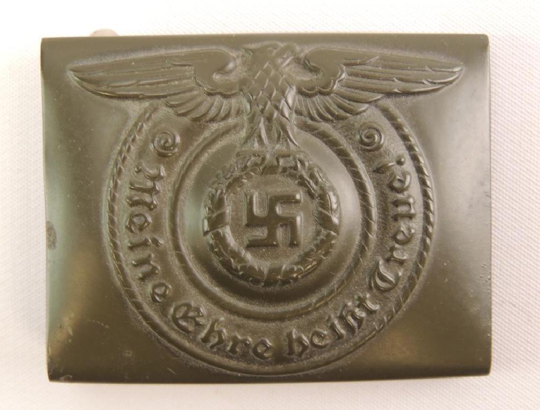 WW2 German SS Belt Buckle