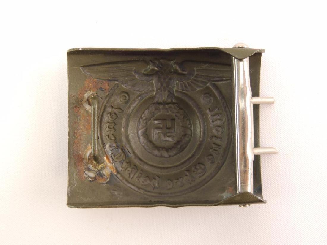 WW2 German SS Belt Buckle - 2