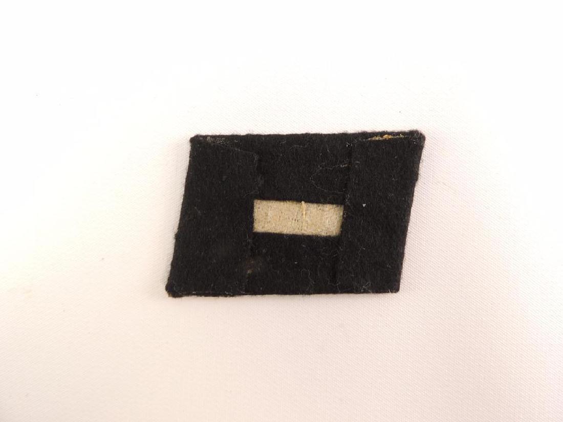 WW2 German SS Collar Tab - 2