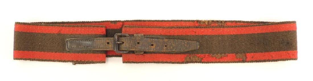WW2 German Fire Police Dress Belt