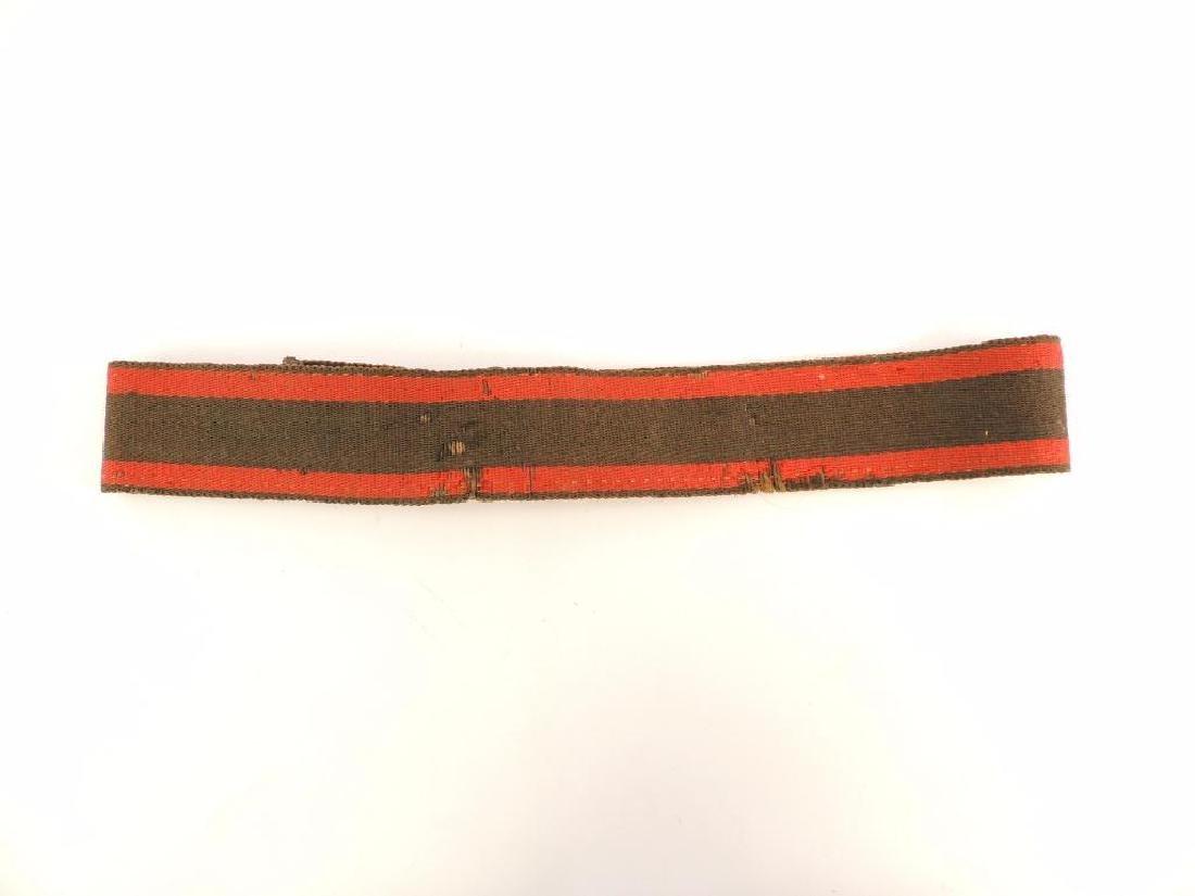 WW2 German Fire Police Dress Belt - 2