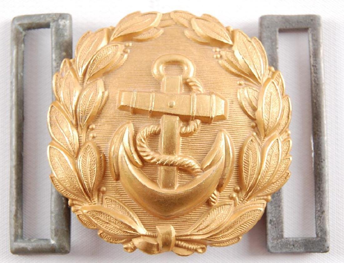 WW2 German Kreigsmarine Belt Buckle