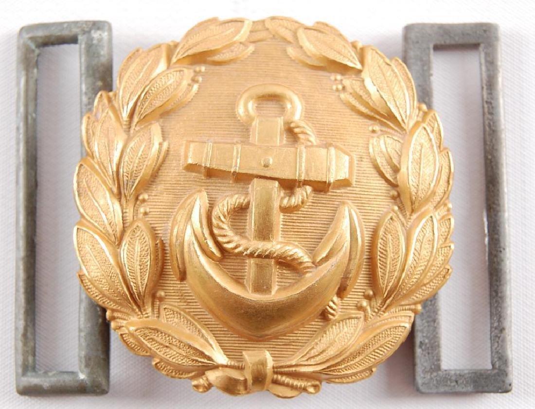 WW2 German Kreigsmarine Belt Buckle