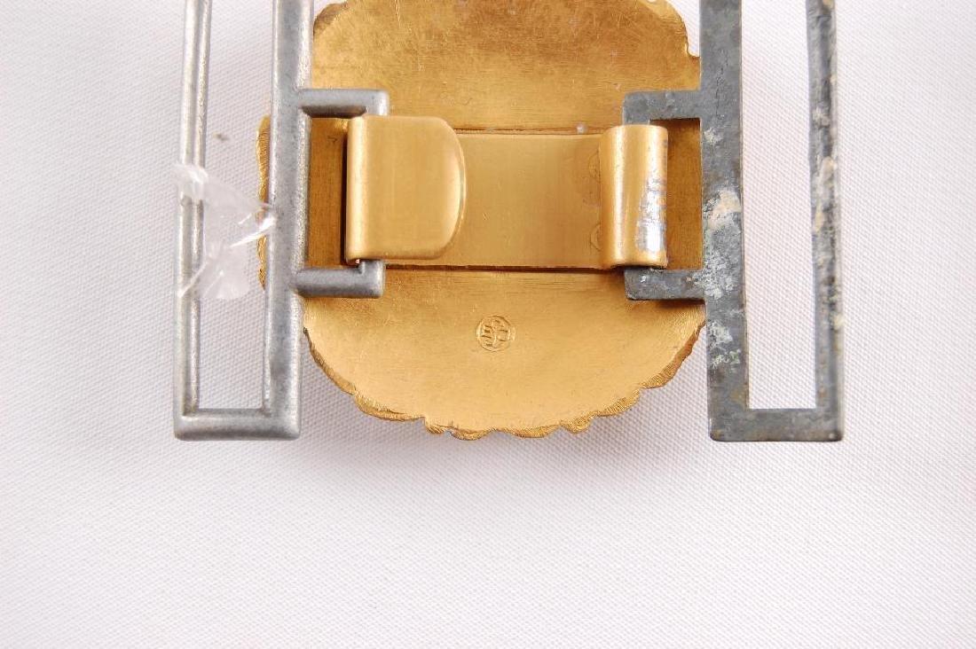 WW2 German Kreigsmarine Belt Buckle - 4