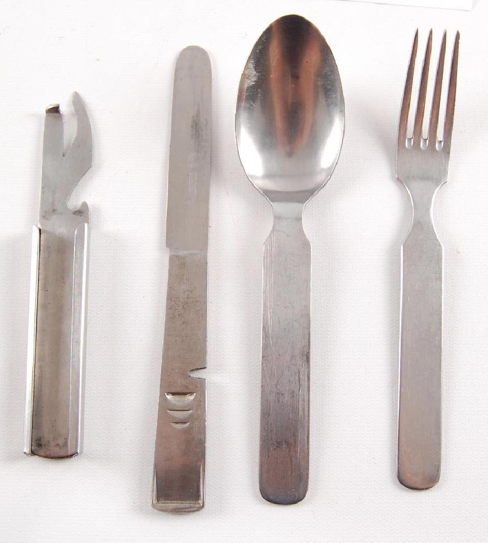 WW2 German Field Utensials