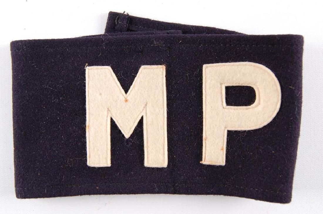 WW2 U.S. Military Police Armband