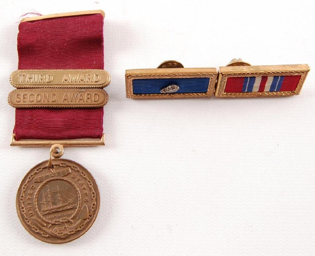WW2 U.S. Army Medals and Bar