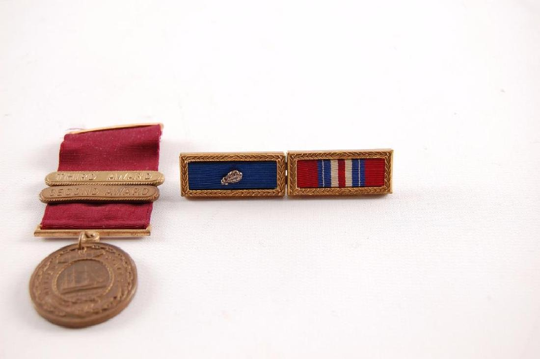 WW2 U.S. Army Medals and Bar - 2