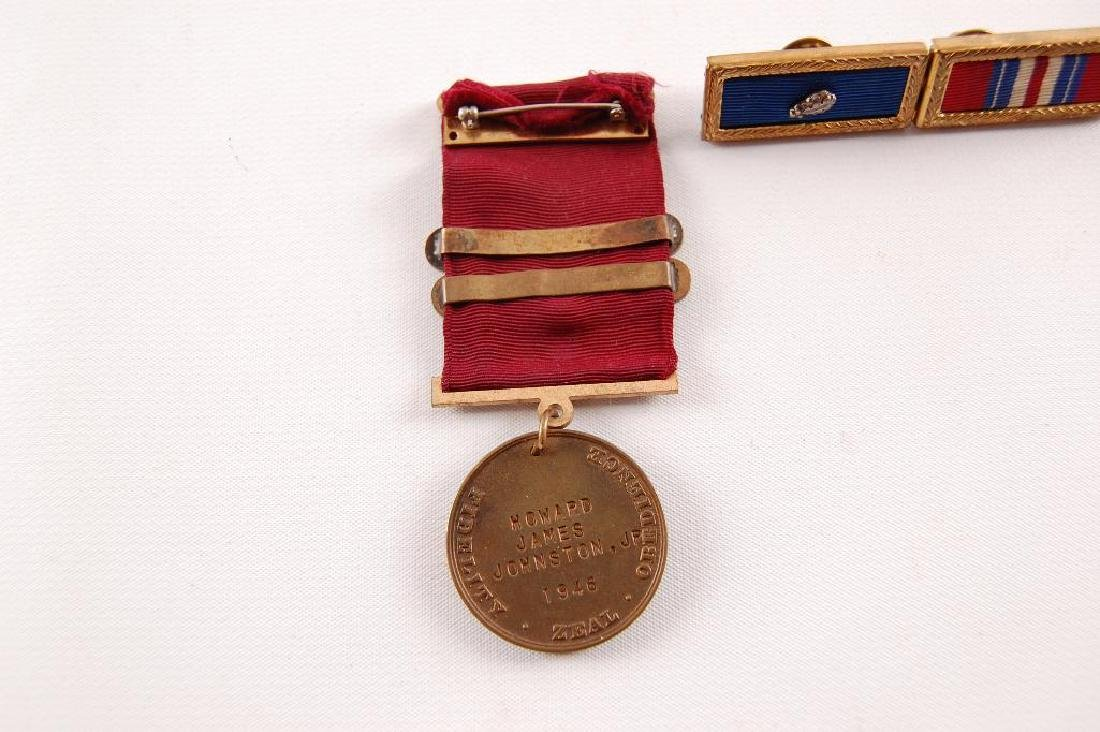 WW2 U.S. Army Medals and Bar - 3