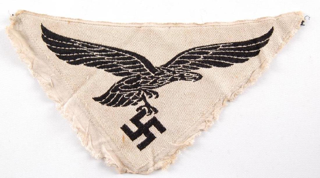WW2 German Luftwaffe Sport Shirt Eagle Patch