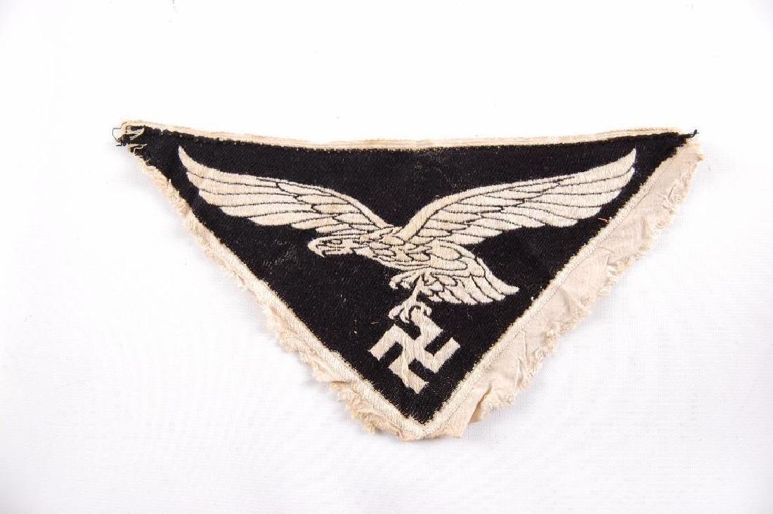 WW2 German Luftwaffe Sport Shirt Eagle Patch - 2