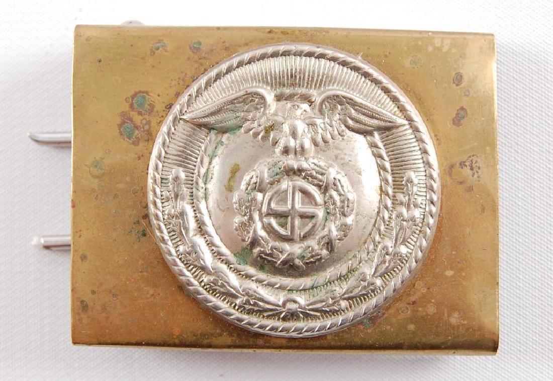WW2 German SA/NSKK Belt Buckle