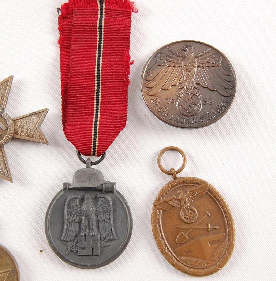 Group of 5 WW2 German Medals - 3