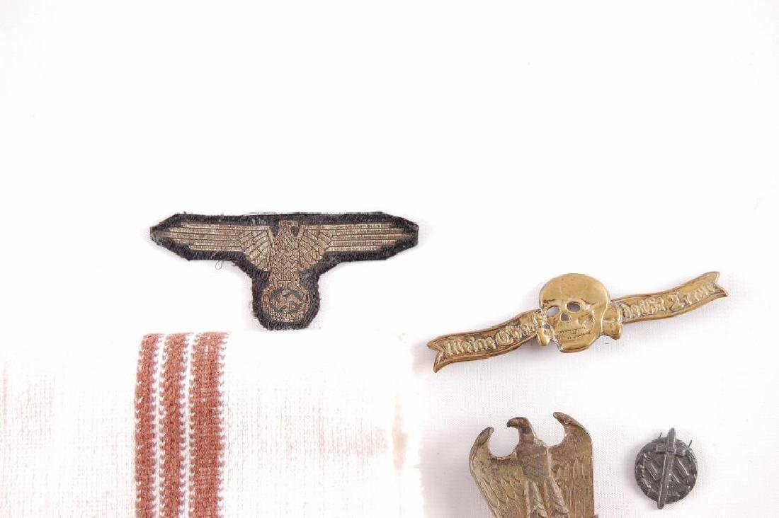Group of Reproduction German Style Items - 2