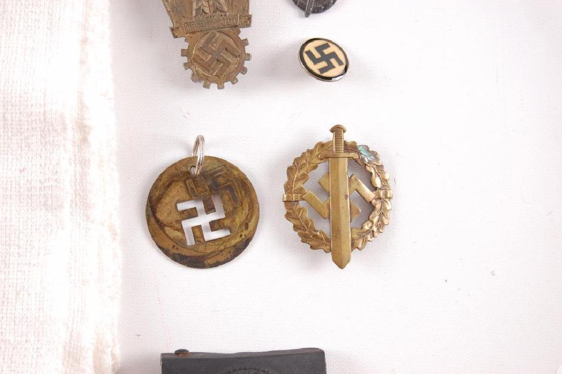 Group of Reproduction German Style Items - 4