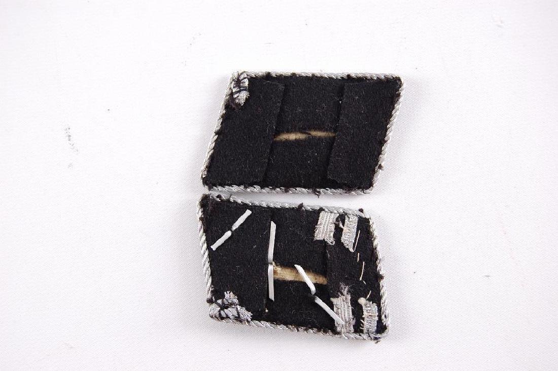 German Style SS Collar Tabs - 2