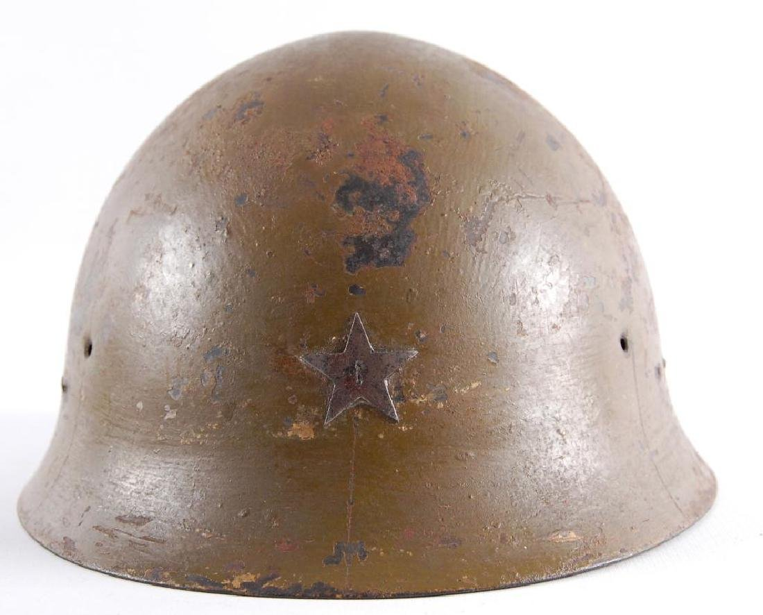 WW2 Japanese Helmet