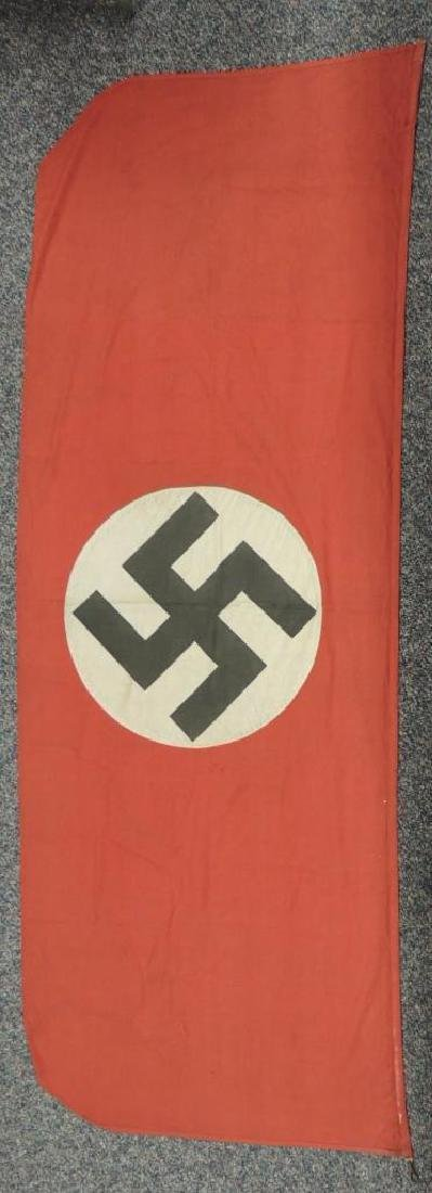 WW2 German Double Sided Banner - 2
