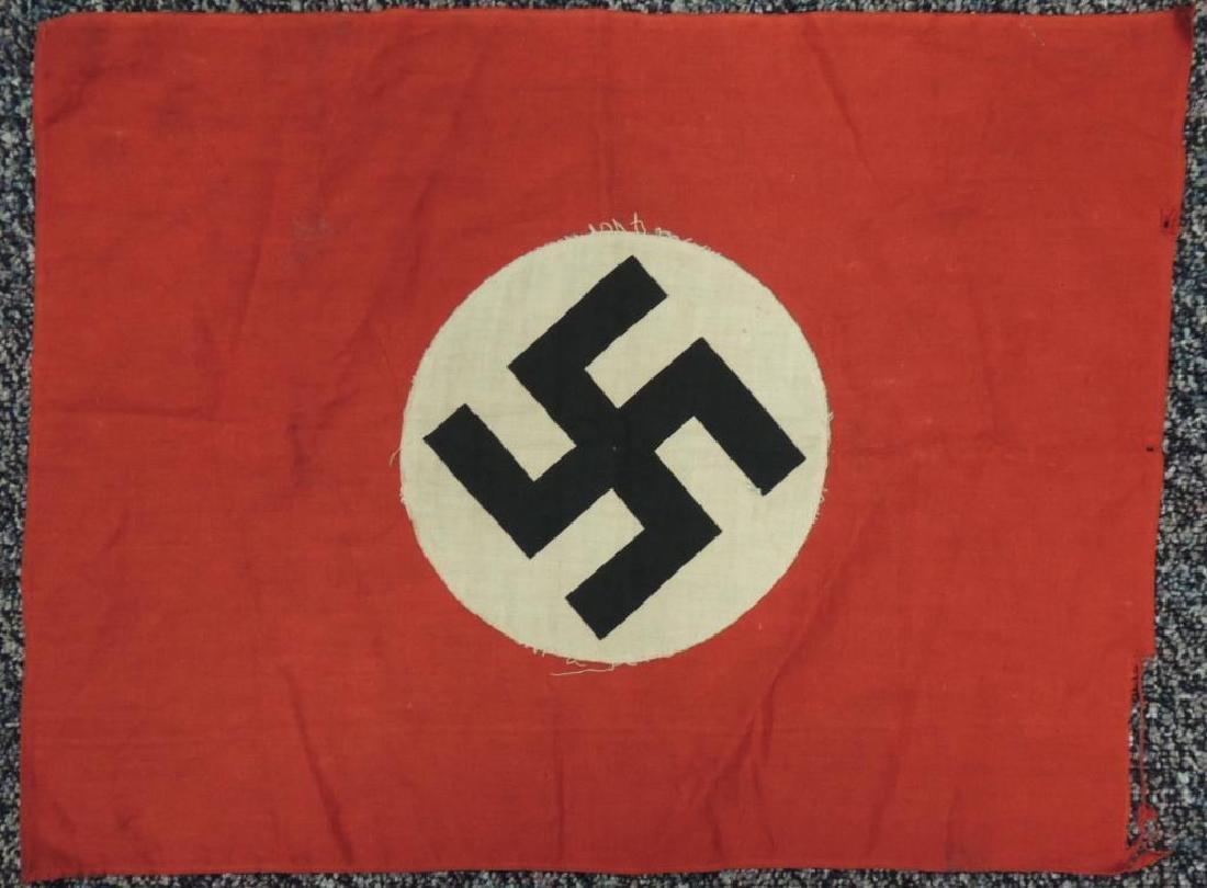 WW2 German Double Sided Window Flag